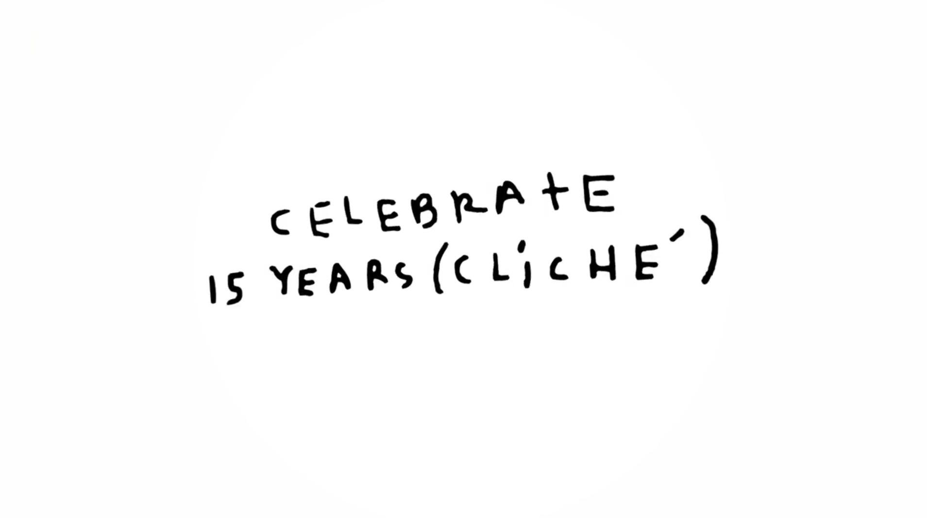 cliché 15 ans